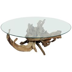 For Sale on - Sculptural driftwood coffee table, American, circa Retains warm original patina to the driftwood base. Buy Driftwood, Aquarium Driftwood, Driftwood Furniture, Driftwood Projects, Driftwood Chandelier, Driftwood Ideas, Bohemian Furniture, Diy Projects, Outdoor Furniture
