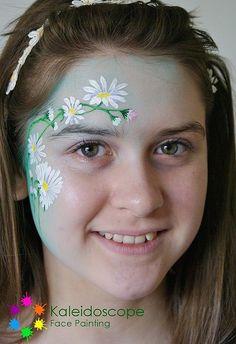 Jennifer Parker @ Kaleidoscope Face Painting
