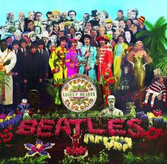 Sargent Pepper's lonely Hearts Club Band ~ anthony luke's not-just-another-photoblog Blog