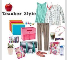 Thirty-One Gifts - Teacher Style! #ThirtyOneGifts #ThirtyOne #Personalization #Organization #StylinAndProfilin
