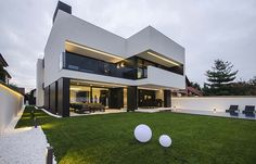 #architecture #homedesign #interiors #luxury #modern #house #villa #romania