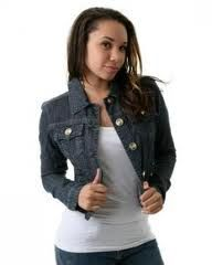 how to make a denim jacket from jeans - Google Search
