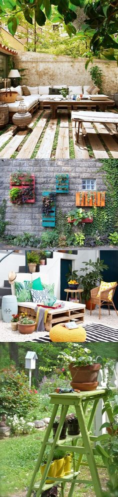 Make the most of a small patio ideas or tiny balcony with these stylish ideas. Gazebo Pergola, Garden Gazebo, Balcony Garden, Tiny Balcony, Garden Furniture, Outdoor Furniture Sets, Outdoor Decor, Small Patio Ideas On A Budget, Spanish Style Homes