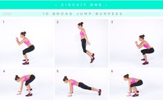 """Move with Kayla Itsines: The """"Don't Skip It"""" Workout 