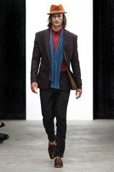 #Menswear  #Trends  NAKED APE South African Menswear Week 2015 #Tendencias #Moda Hombre