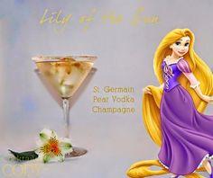 Livin' La Vida Loca: Disney Inspired Cocktails 2