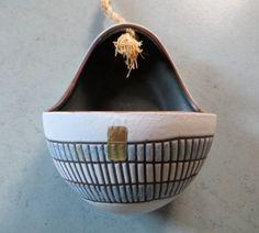 Vintage Wandvase Steuler Keramik Pottery 4264/1