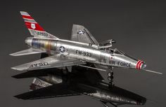 Page 1 of 3 - F-100C Super Sabre, NM beast 1/48 Trumpeter - posted in Ready for Inspection - Aircraft: well people here is my latest build, hope you like it