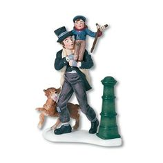 MY SANTA LIST: Department 56 Dickens' A Christmas Carol Bob Cratchit And Tiny Tim by Department 56