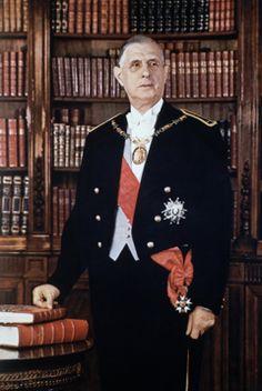 Charles De Gaulle (1659-1969) © Présidence de la République