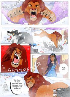 Comic-El diario de Giselle 63 by rebenke
