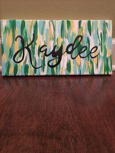 Kaydee...Kappa Delta 2016  #Sorority #Big #Little #Sister #Greek