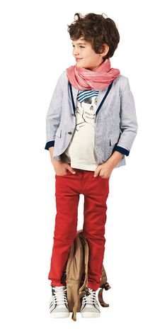 Pepe Jeans - Spring/Summer 2013 collection #boysfashion