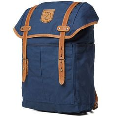 Fjallraven Medium Rucksack No.21 (Navy)