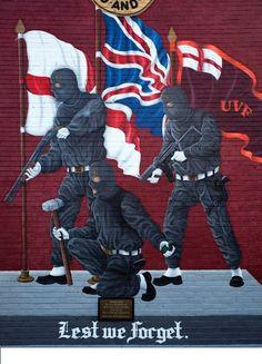Ulster Volunteer Force