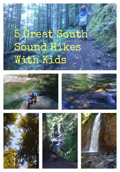 5 Great South Sound Summer Hikes With Kids