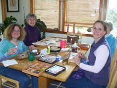 """Olympia, WA """"Spirit Sisters"""" creating their own GO! Olympia, Goal, Sisters, Objects, Spirit"""
