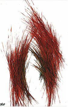 Intensive Abstract Painting mmplus8899.091609 by Kris Haas