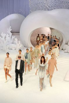 Chanel - Under The Sea, Spring 2012
