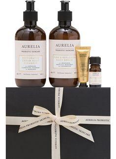 Aurelia Probiotic Botanical Bodycare Collection (worth £92)