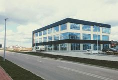 CFT biurowiec Białystok widok ogólny 19042017