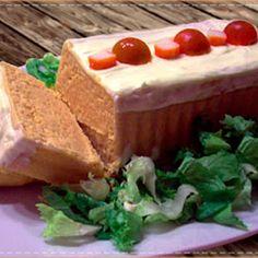 Receta de pastel de merluza y palitos de mar