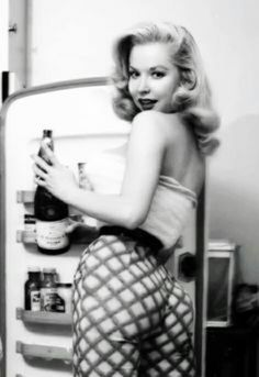 Pussy action betty brosmer pussy oneil