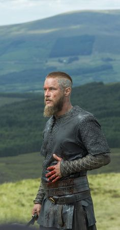 Ragnar is Wounded - Vikings Season 3 Episode 3