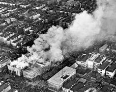 The tragic fire in the Our Lady of the Angels School in Chicago ...