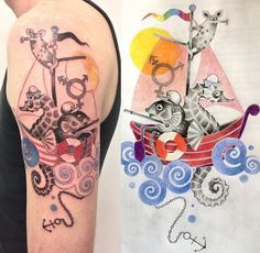 ... ' the ink on Pinterest | Paisley tattoos Owl tattoos and David hale