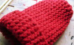 flat knit rib hat by dionne blackshear | Project | Knitting / Hats | Outerwear | Kollabora #diy #kollabora #knitting #hat