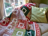 ~ Christmas Quilt