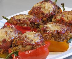 14 Fast And Easy Stuffed Bell Peppers Recipes