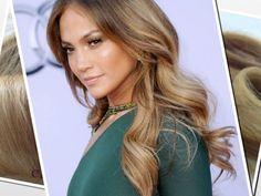 Jennifer Lopez/Dark Blonde/Med Blond Hair_do able with ghds, for mummys