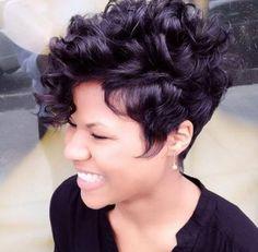Short Bob African American Hairstyles