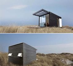 small-prefab-house with only 15sq. meters