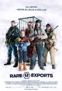 Rare Exports - Horror/Comedy from Finland based on the legend of Krampus. Currently available on Hulu.