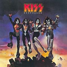Resultado de imagen de Kiss Destroyer