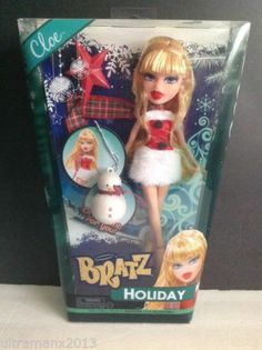 Bratz Seasonal Doll Holiday CLOE MGA Entertainment