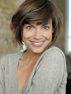 16 Short Hairstyle Ideas