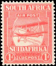 Forged stamps of South Africa - 1925 Airmails. Union Of South Africa, South Afrika, African History, Stamp Collecting, My Stamp, Postage Stamps, Airmail, World, Aviation