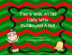 There Was An Old Lady Who Swallowed A Bell-Freebie