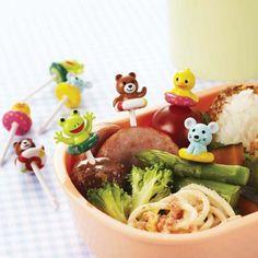 Splish Splash Food Picks - Trendy Lil Treats