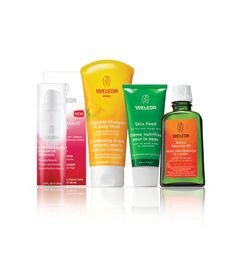 Weleda natural beauty products are awesome! Their Skin Food is the best hand cream I have ever used.