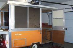 Kitchen Decor In 1977 Apache Pop Up Camper Vintage
