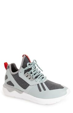 Adidas Boys 'Tubular Invader 3D Casual Sneakers from