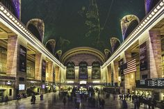 Grand Central Terminal - NYC Places To Go, Nyc, Explore, New York