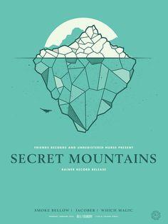 secret mountain / mike smith