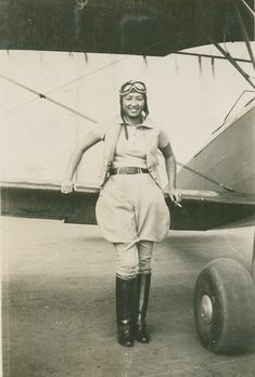 In 1932, Hazel Ying Lee became one of the first Chinese American women to earn a pilot's license.