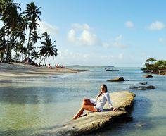 Praia dos #Carneiros, #Pernambuco- Brasil